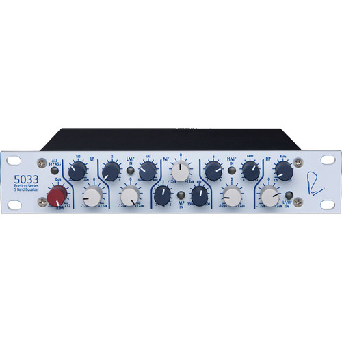 Rupert Neve Designs Portico 5033 Five-Band EQ (Horizontal)
