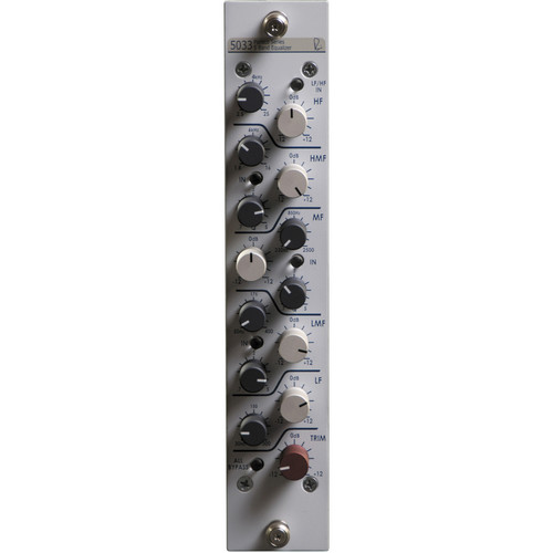 Rupert Neve Designs Portico 5033 Five-Band EQ (Vertical)