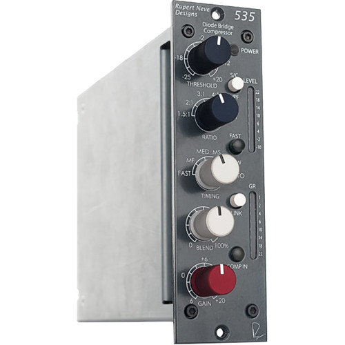 Rupert Neve Designs 535 Diode Bridge Compressor (500-Series Unit)