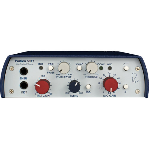 Rupert Neve Designs Portico 5017 DI/Pre/Comp Mobile Channel with Variphase