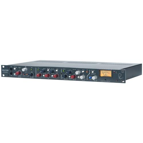 Rupert Neve Designs Shelford Channel, Transformer Gain Mic Pre-Amp, Inductor EQ, & Diode Bridge Compressor