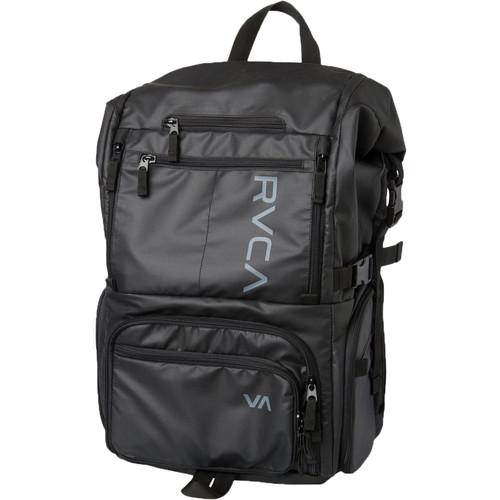 RVCA Zak Noyle Camera Bag Backpack (Black)