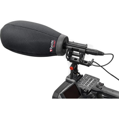 Rycote Super-Softie Kit 416 Windshield & Universal Shotgun Mount Kit