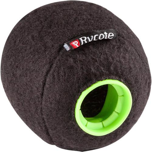 Rycote Baseball Felt-Covered Windscreen (21/22mm, Single)