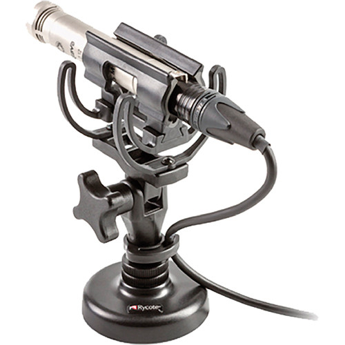 Rycote 41127 Table Stand with InVision 7HG Mark III Mount