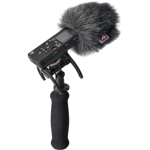Rycote Portable Recorder Kit for Sony ICD-SX2000