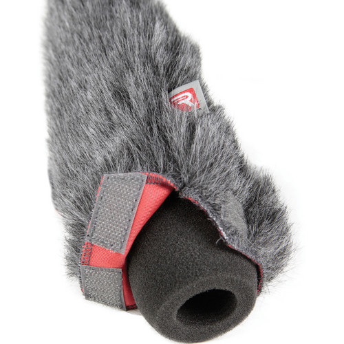 Rycote Shotgun Mic Foam and Windjammer Combo (15cm, Standard Hole)