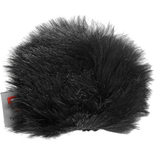 Rycote Mini Windjammer For Zoom iQ5 Microphone for iOS Devices