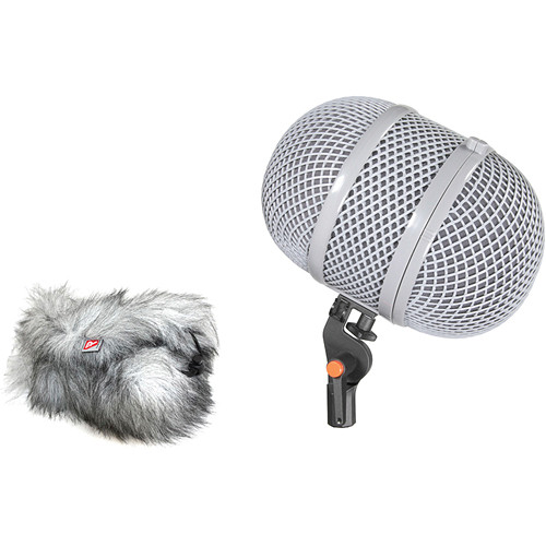 Rycote Stereo Windshield WS AC MS Kit (No Connbox)