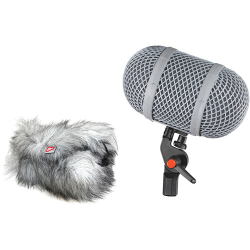 Rycote WS 9 Modular Windshield Kit for Sennheiser MKH8020, 8040 and 8050 Mic