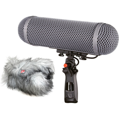 Rycote Modular Windshield Kit WS 3 with XLR-5F and Connbox CB4