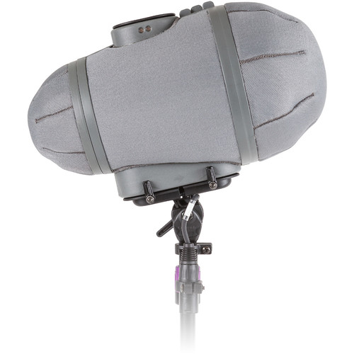 Rycote Stereo Cyclone MS Kit 2 Windshield System for Schoeps MiniCMIT and CCM 8