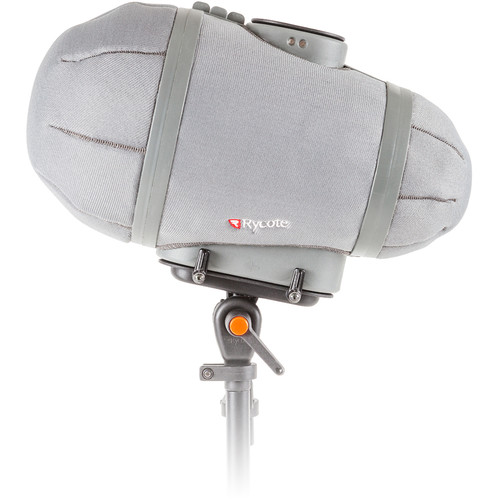 Rycote Stereo Cyclone MS Kit 3 Windshield System for Sennheiser MKH 8060 and Ambient Emesser