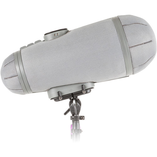 Rycote Stereo Cyclone MS Kit 7 Windshield System for Sanken CS-1 and Ambient Emesser