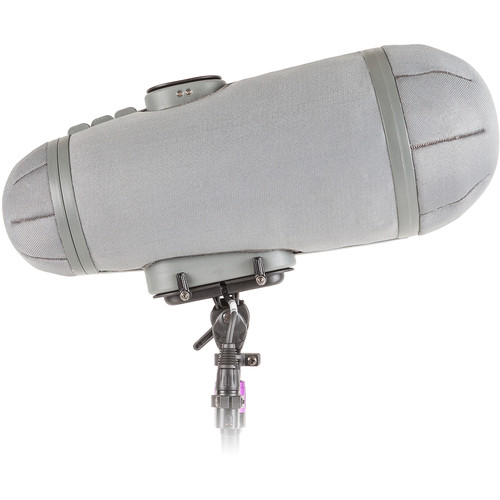 Rycote Stereo Cyclone MS Kit 9 Windshield System for Sennheiser MKH 416 and Schoeps CCM 8