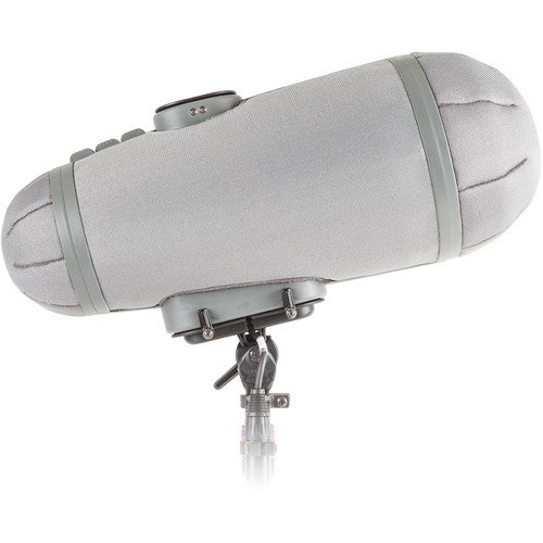 Rycote Stereo Cyclone MS Kit 10 Windshield System for Sennheiser MKH 416 and Ambient Emesser