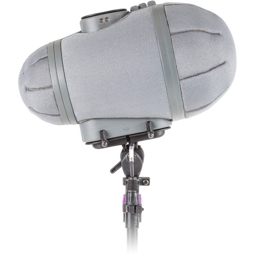 Rycote Stereo Cyclone XY Kit 2 Windshield System for Schoeps CCM X/Y Pair