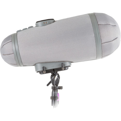 Rycote Stereo Cyclone Windshield Single Mic 2 for Audio-Technica BP4025 (AT825)