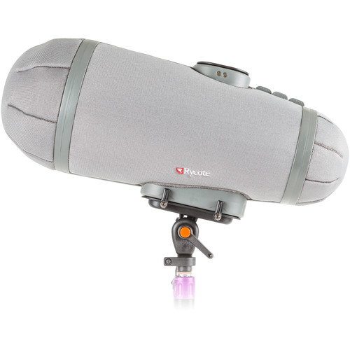 Rycote Stereo Cyclone Windshield Single Mic 3 for Sanken CUW-180