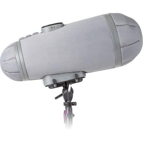 Rycote Stereo Cyclone DMS Kit 3 Windshield System for Sennheiser MKH 8040 Pair & MKH 30