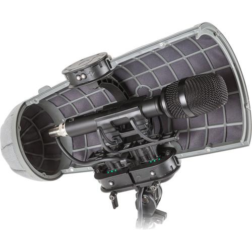 Rycote Stereo Cyclone Ambisonic Windshield Kit 1 for Sennheiser AMBEO Microphone