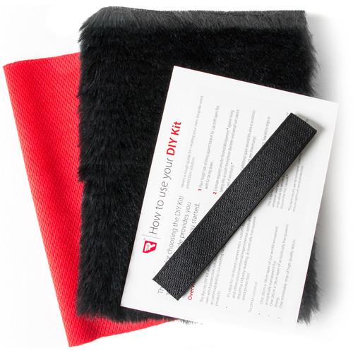 Rycote DIY Kit with Softie Fur