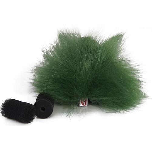 Rycote Green Lavalier Windjammer