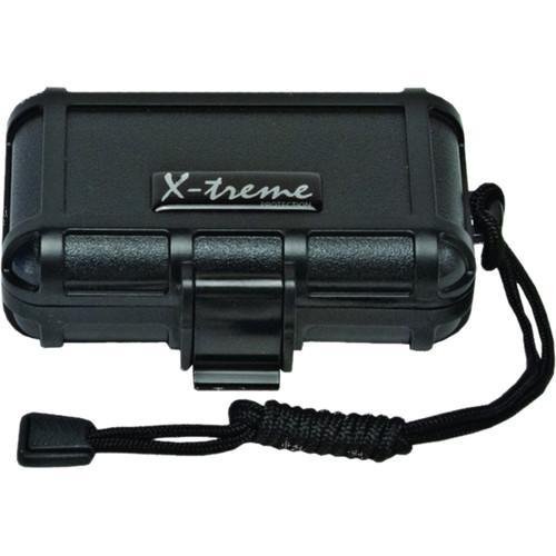 """S3 Cases 1000 Series X-Treme Dry Box (Empty,4.4 x 3.0 x 1.4"""", Black)"""
