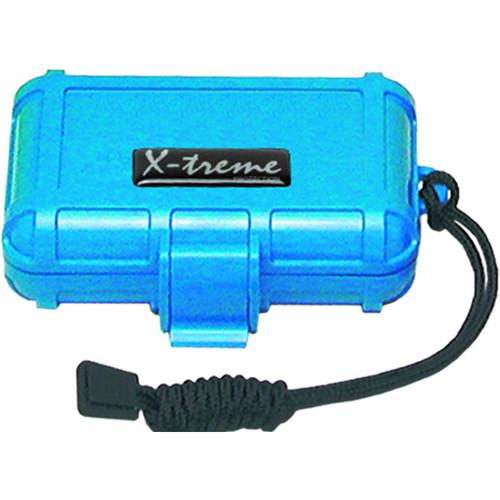 S3 Cases 1000 Series X-Treme Dry Box (Empty, Blue)