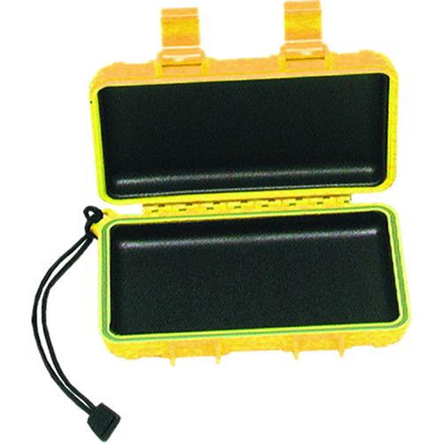 S3 Cases 2000 Series X-Treme Dry Box (Empty, Yellow)