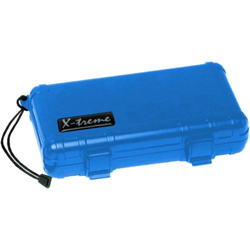 S3 Cases 3000 Series X-Treme Dry Box (Empty, Blue)