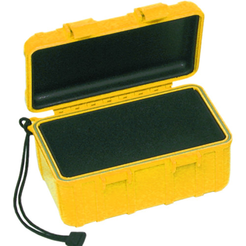 S3 Cases 3500 Series X-Treme Dry Box (Empty, Yellow)