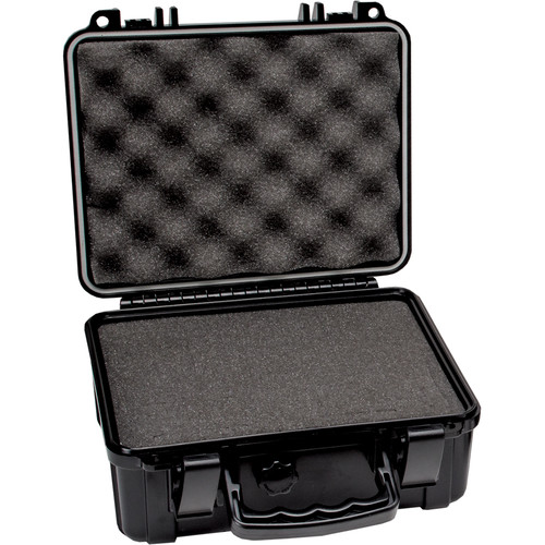 S3 Cases 5000 Series X-Treme Dry Box (With Foam, Black)