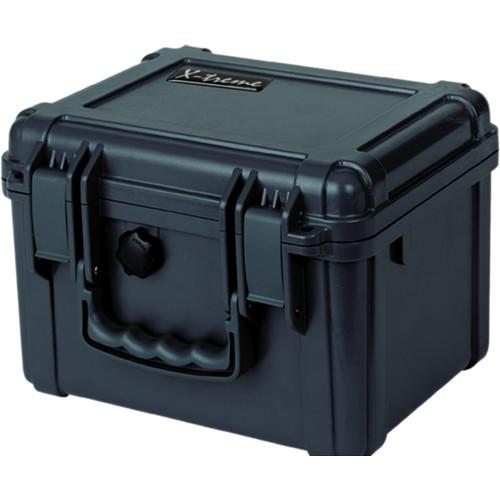 S3 Cases 5500 Series X-Treme Dry Box (With Foam, Black)