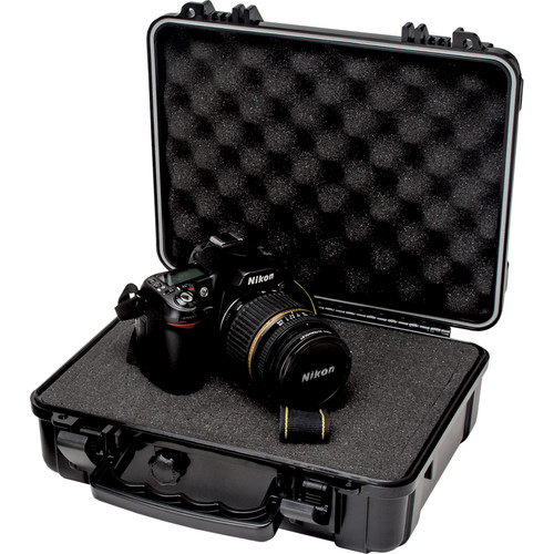 S3 Cases 6000 Series X-Treme Dry Box (With Foam, Black)