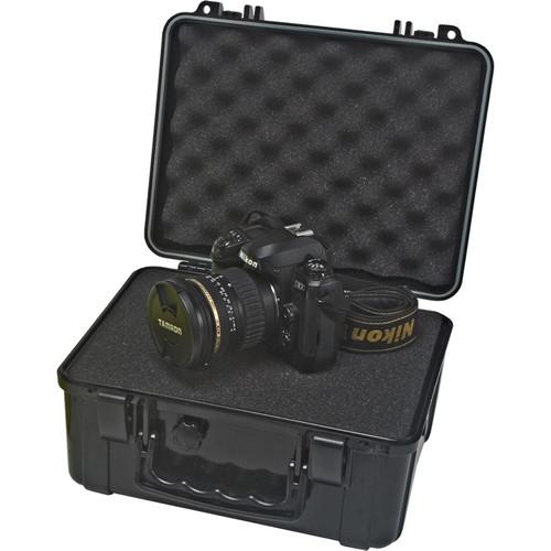 S3 Cases 6500 Series X-Treme Dry Box (With Foam, Black)