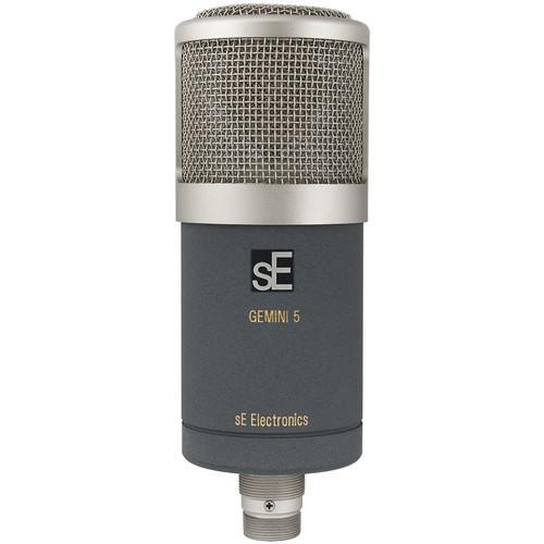 sE Electronics Gemini 5 Tube & FET Microphone