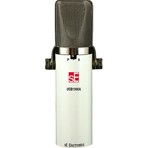 sE Electronics USB1000A Cardioid Condenser USB Microphone