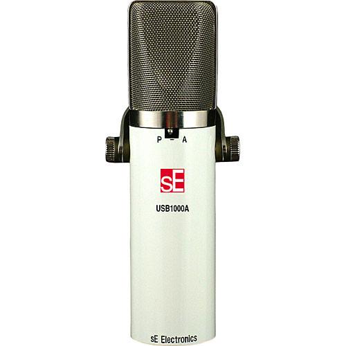 sE Electronics USB1000A Cardioid Condenser USB Microphone