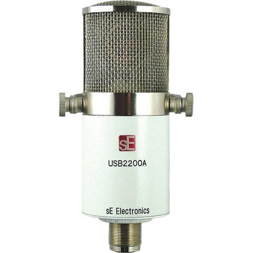 sE Electronics USB2200a USB Studio Condenser Microphone