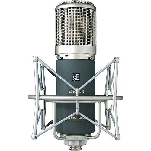 sE Electronics Z5600A-II Studio Large-Diaphragm Tube Condenser Microphone