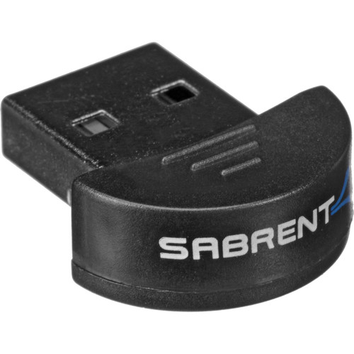Sabrent BT-USBT Micro Wireless Bluetooth 2.0 Dongle