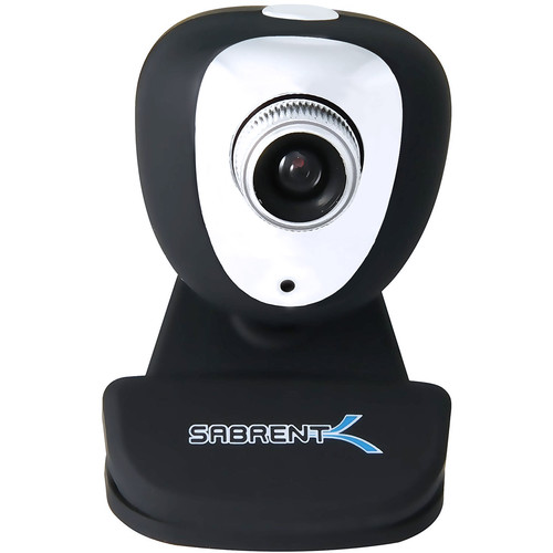 Sabrent USB 2.0 Webcam with Built-in Microphone