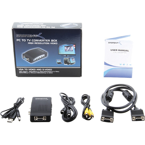 Sabrent TV-PC85 PC-to-TV Converter