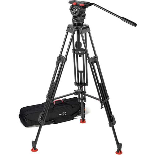 Sachtler FSB 6/2 HD M Tripod Head & Legs System