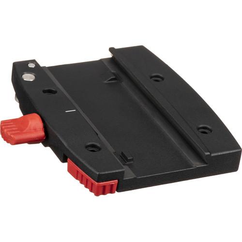 Sachtler Sideload Camera Platform & Plate for Select Sachtler Fluid Heads