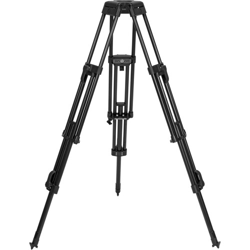 Sachtler ENG 75/2 D HD Aluminum Tripod Legs with 75mm Bowl