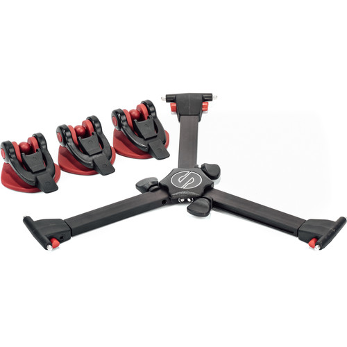 Sachtler Mid-Level Spreader Set for Flowtech 75