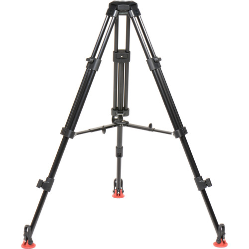 Sachtler 4188 75/2D Two-Stage Aluminum Tripod with 7011 Spreader and Foot Kit