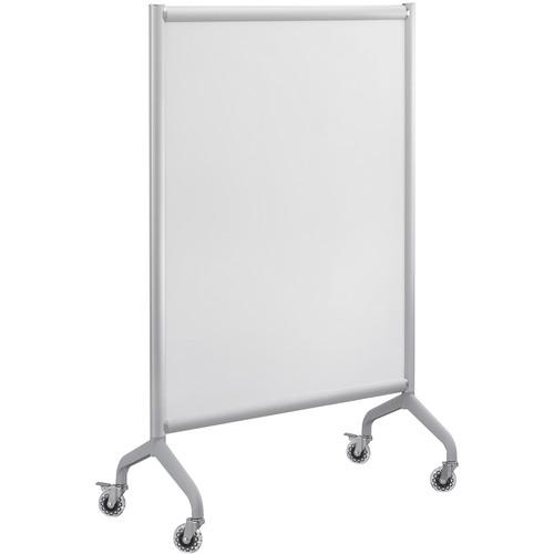 "Safco Rumba Screen Whiteboard 42 X 54"" (Gray)"